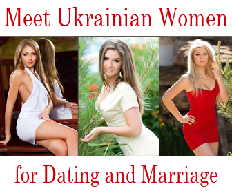 Meet Ukrainian women for dating and marriage!