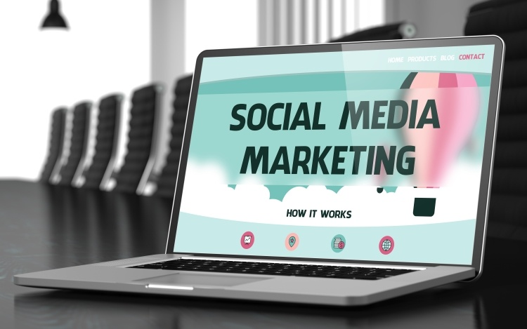 using social media marketing for affiliate offers